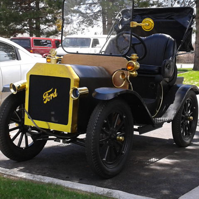 1911 Model T Runabout